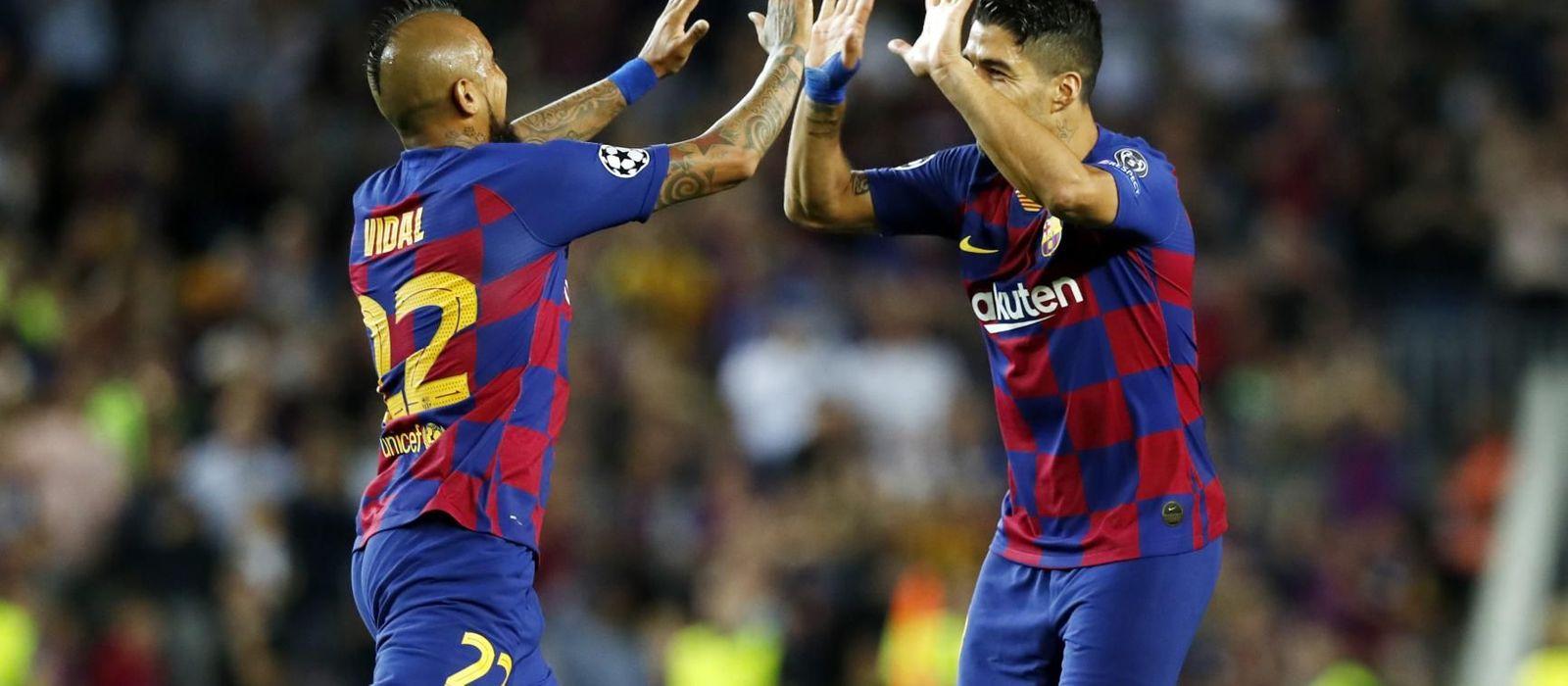 Vidal: 'I want it all'