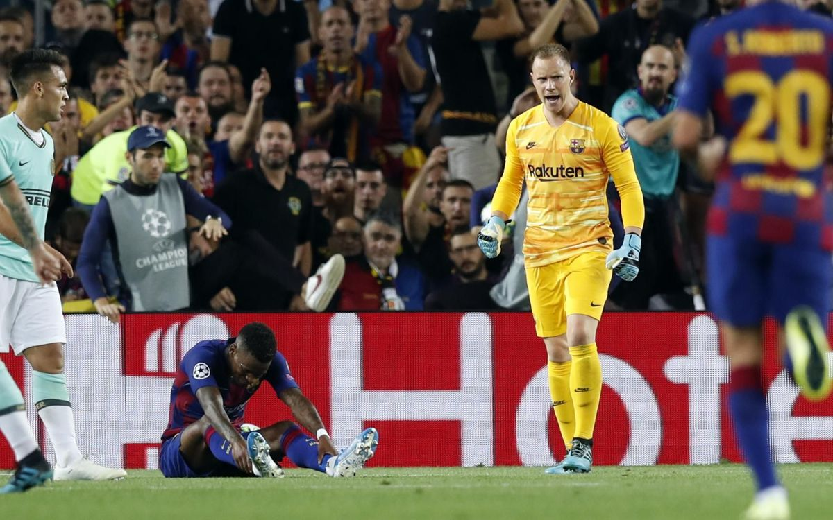 صور مباراة : برشلونة - إنتر 2-1 ( 02-10-2019 )  Mini_2019-10-02-BARCELONA-INTER-38