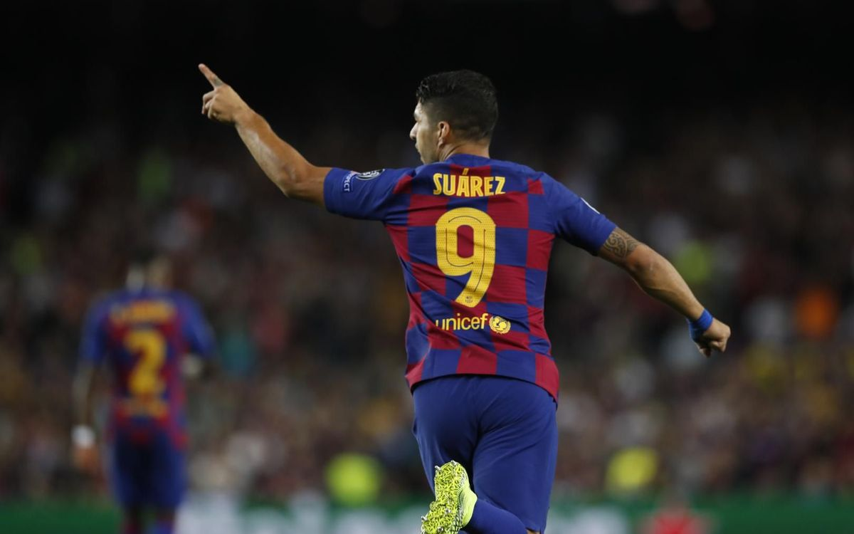 Luis Suárez: Champions League Goal of the Week