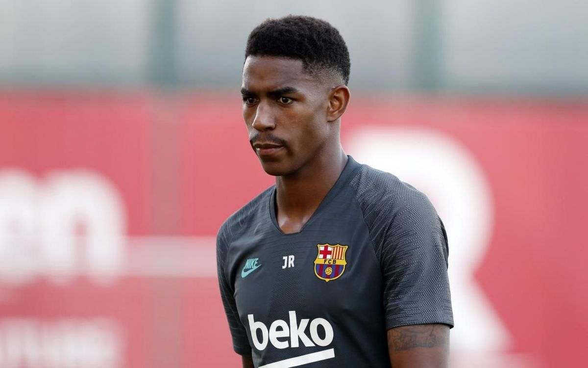 Junior Firpo, baja para el Barça-Inter