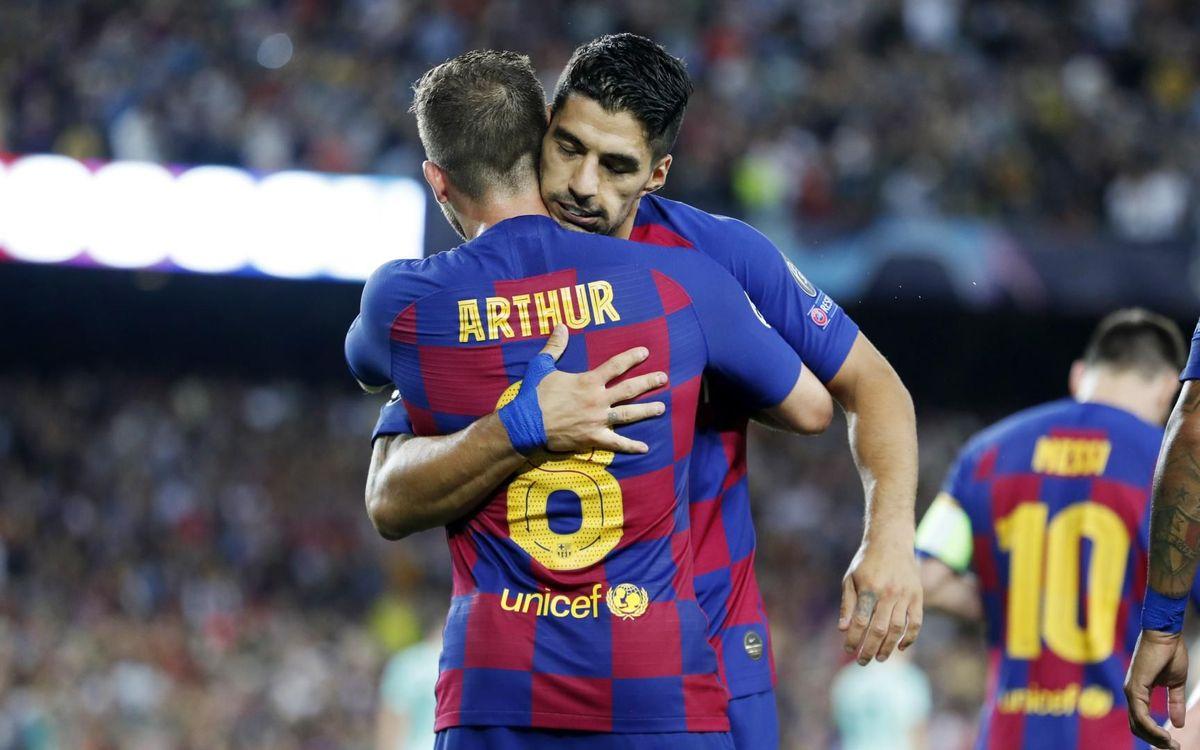 プレビュー: FC バルセロナ - スラヴィア・プラハ