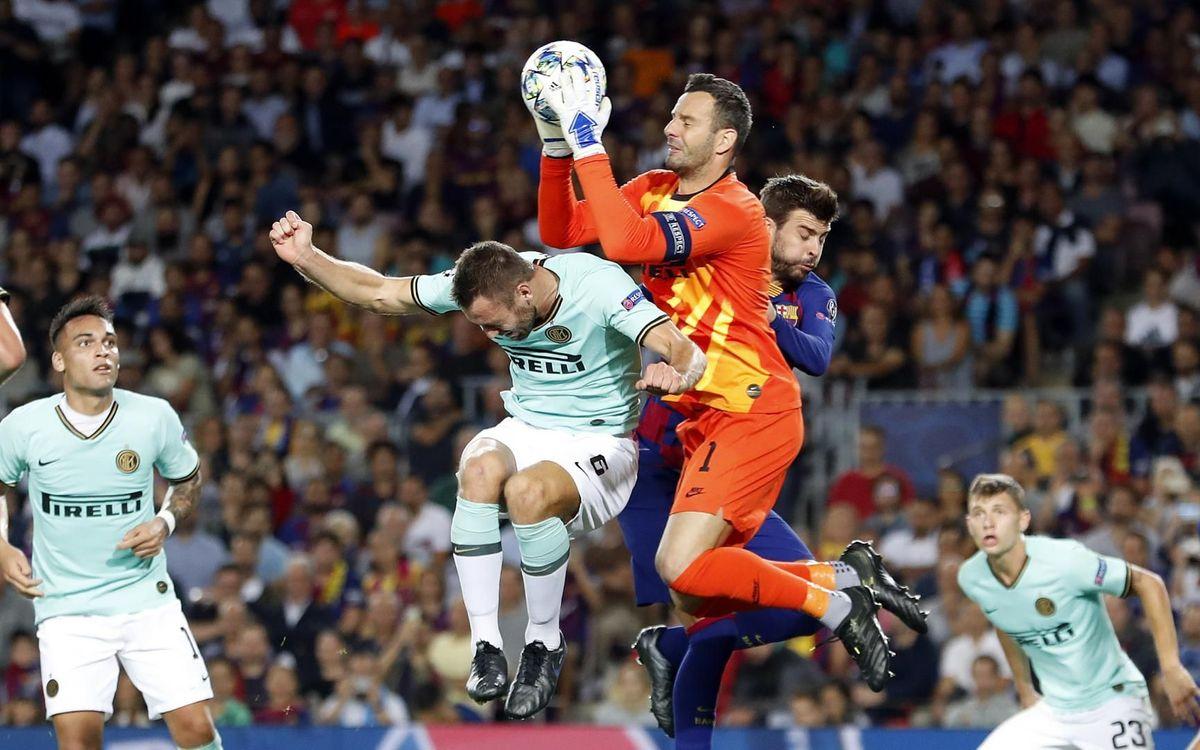 صور مباراة : برشلونة - إنتر 2-1 ( 02-10-2019 )  17-OTRO-BARCELONA-INTER