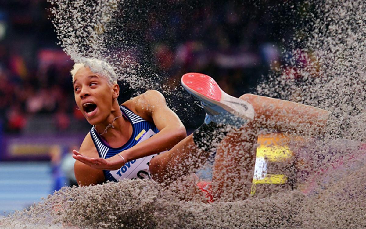 Yulimar Rojas luchará por su cuarto oro mundial