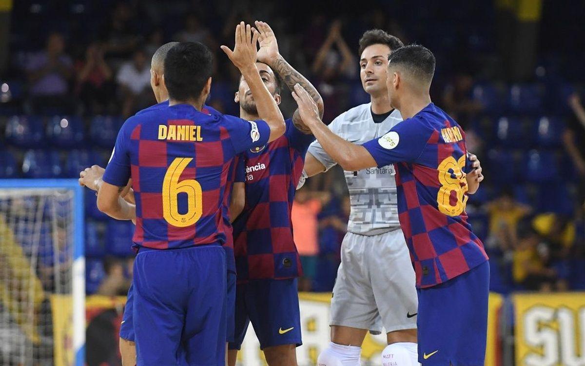 A mantener la racha contra Jaén