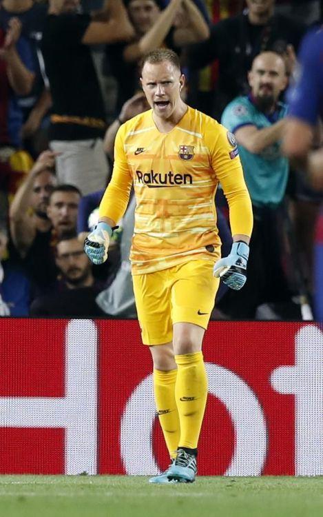 صور مباراة : برشلونة - إنتر 2-1 ( 02-10-2019 )  18-OTRO-BARCELONA-INTER