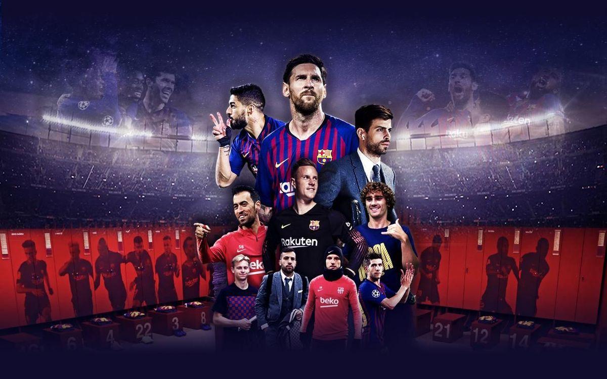 Découvrez les 1ères images de la série sur le Barça 'Matchday'
