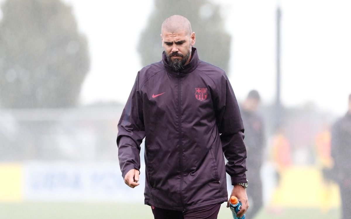 Victor Valdés no viatjarà demà a Tarragona