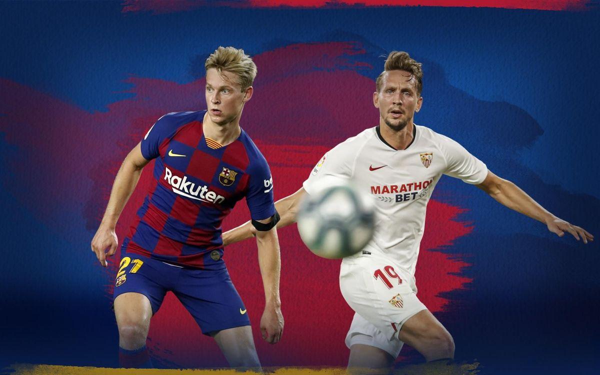 De Jong v De Jong at Camp Nou