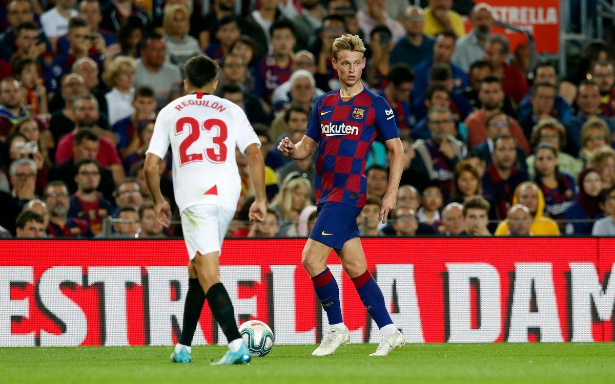صور مباراة : برشلونة - إشبيلية 4-0 ( 06-10-2019 )  2019-10-06-BARCELONA-SEVILLA-64