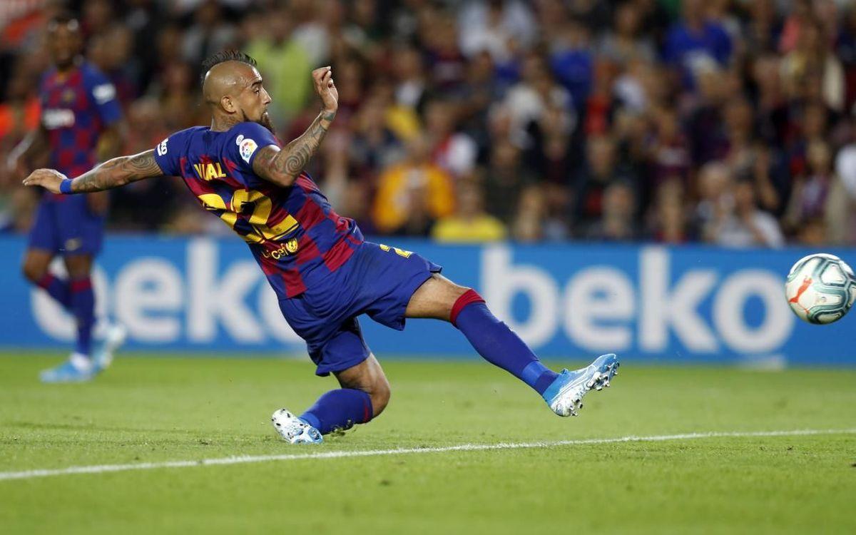 صور مباراة : برشلونة - إشبيلية 4-0 ( 06-10-2019 )  Mini_2019-10-06-BARCELONA-SEVILLA-51