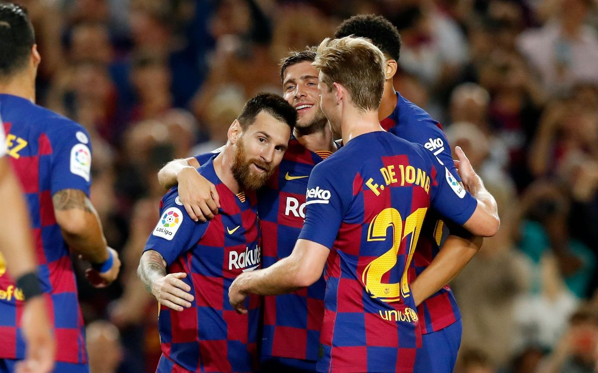 صور مباراة : برشلونة - إشبيلية 4-0 ( 06-10-2019 )  2019-10-06-BARCELONA-SEVILLA-82
