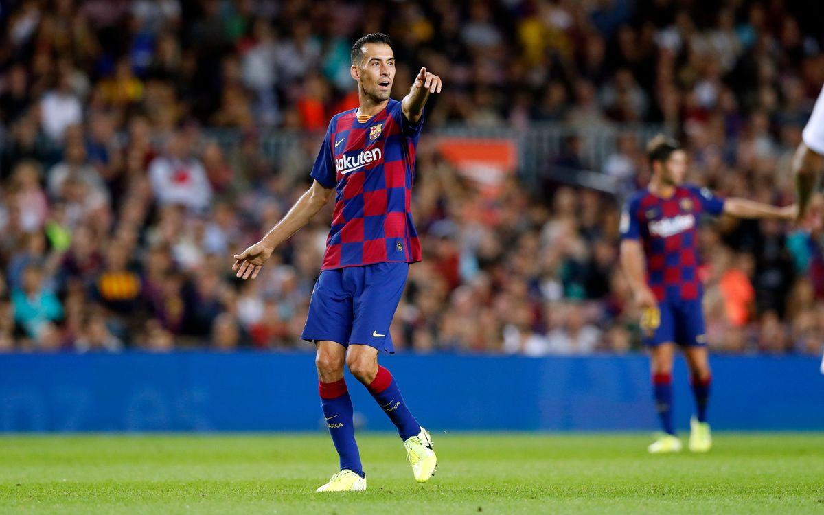 صور مباراة : برشلونة - إشبيلية 4-0 ( 06-10-2019 )  2019-10-06-BARCELONA-SEVILLA-87