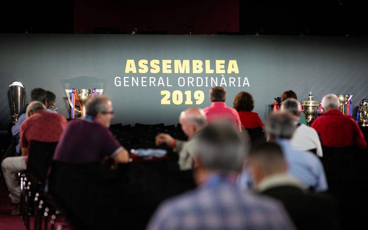 Assemblea General de Socis Compromissaris