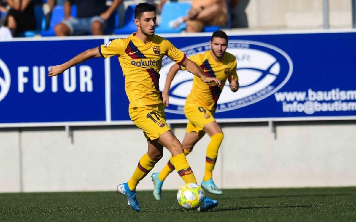 Hércules 4-1 Barça B: Reaction without reward