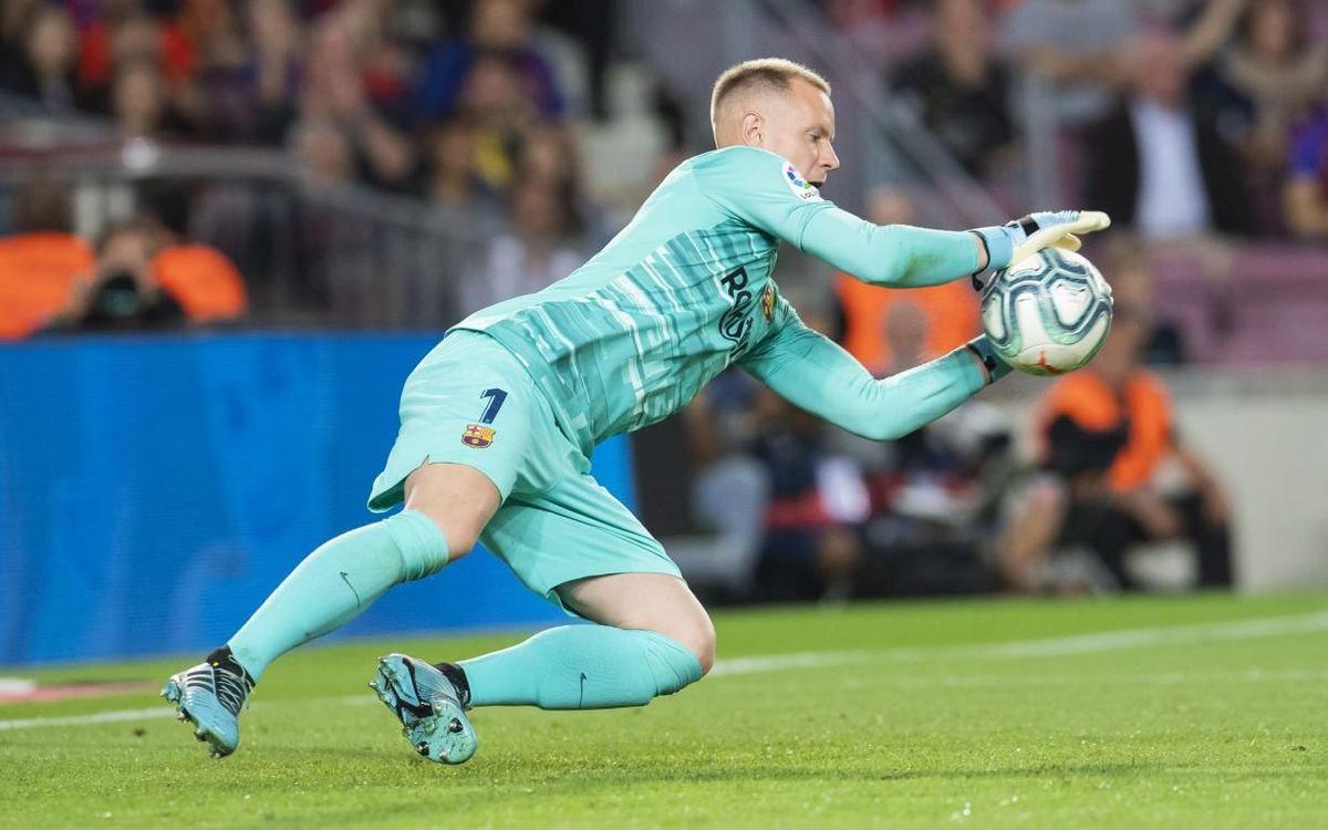 صور مباراة : برشلونة - إشبيلية 4-0 ( 06-10-2019 )  Mini_2019-10-06_FCBBvsSEVILLA_07