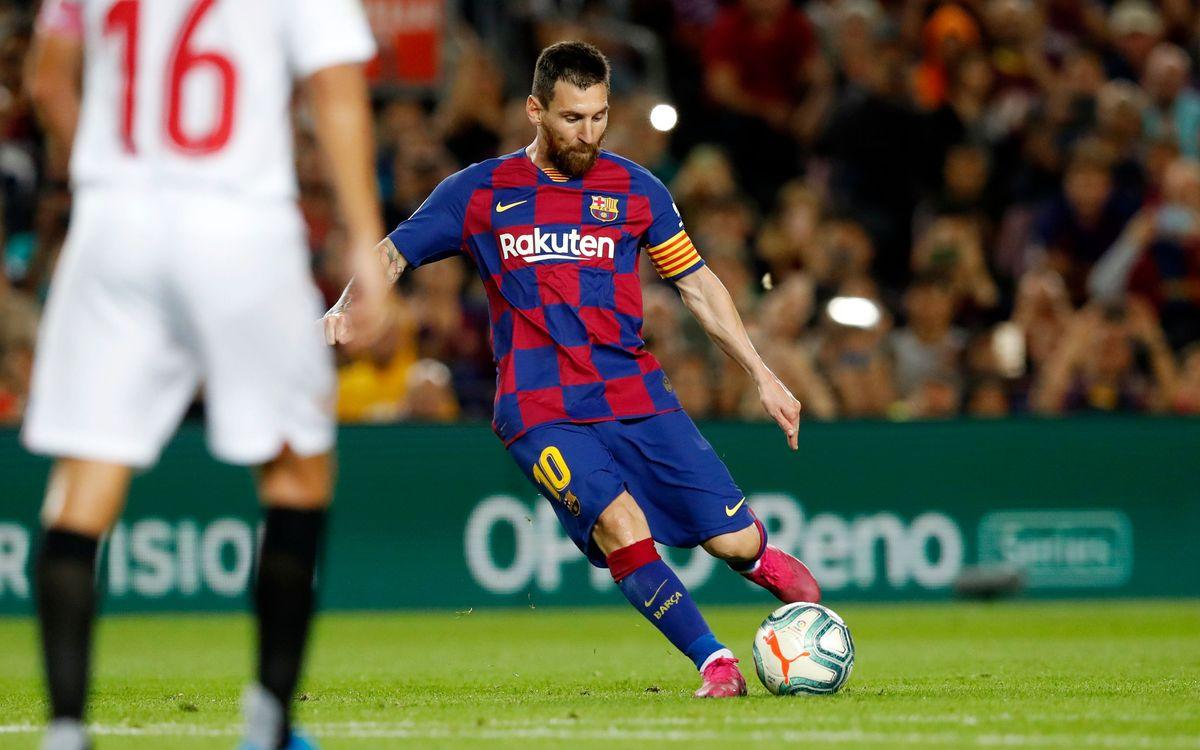 صور مباراة : برشلونة - إشبيلية 4-0 ( 06-10-2019 )  2019-10-06-BARCELONA-SEVILLA-77