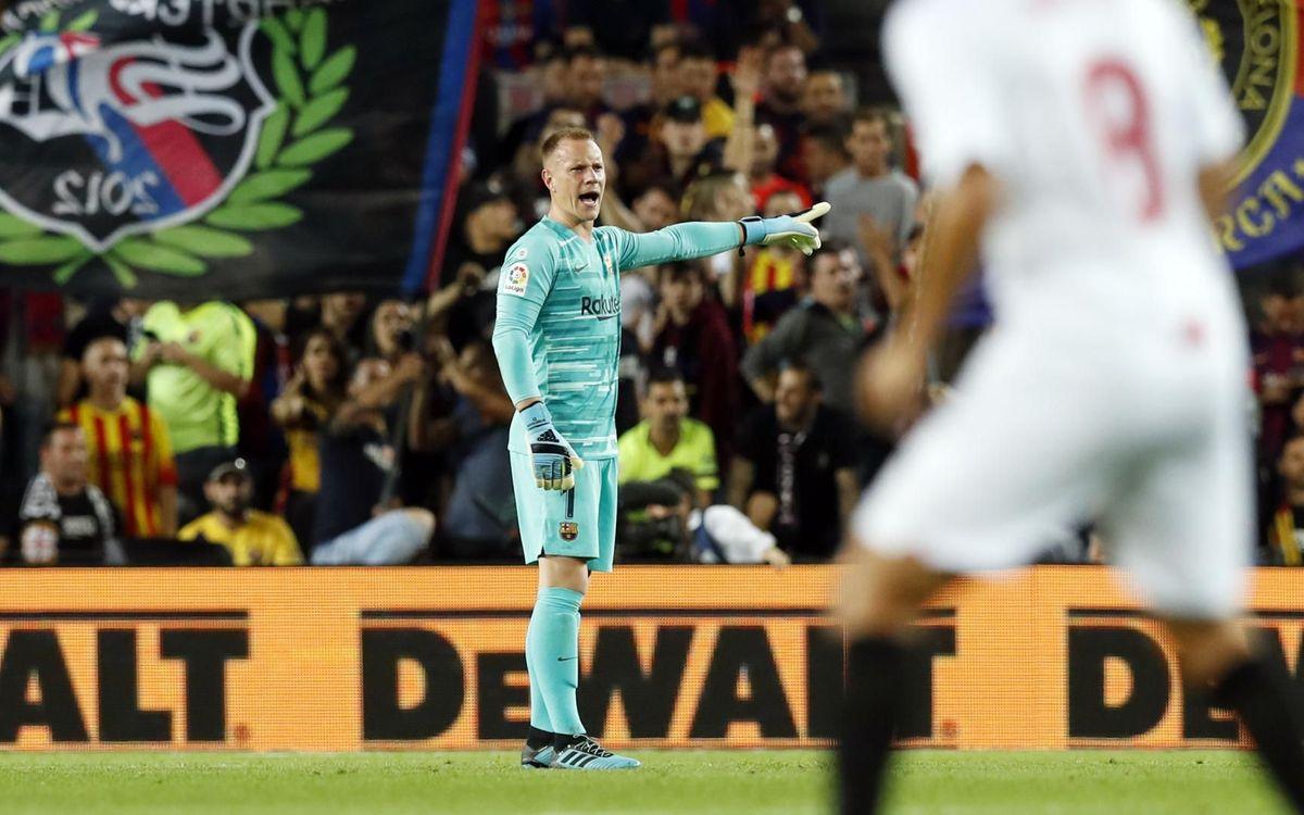 صور مباراة : برشلونة - إشبيلية 4-0 ( 06-10-2019 )  Mini_2019-10-06-BARCELONA-SEVILLA-108