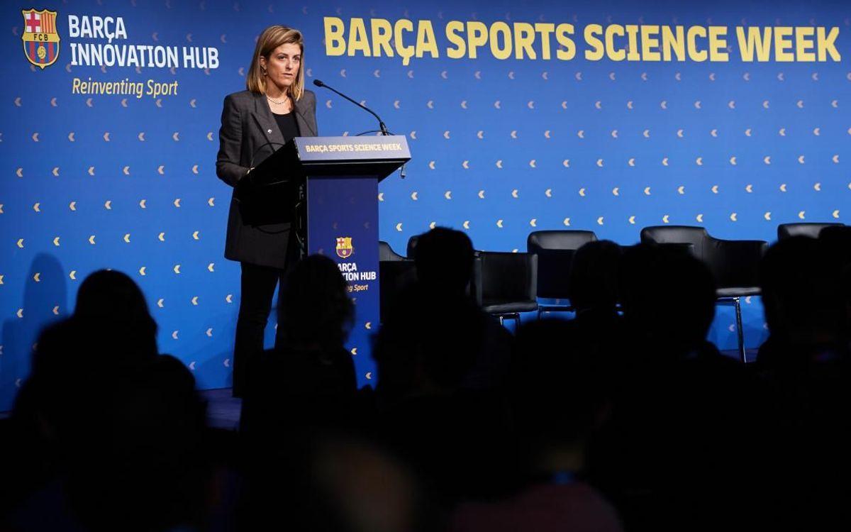 El Congrés de Medicina de l'Esport dedicat a debatre sobre les tendinopaties obre l''Sports Science Week'