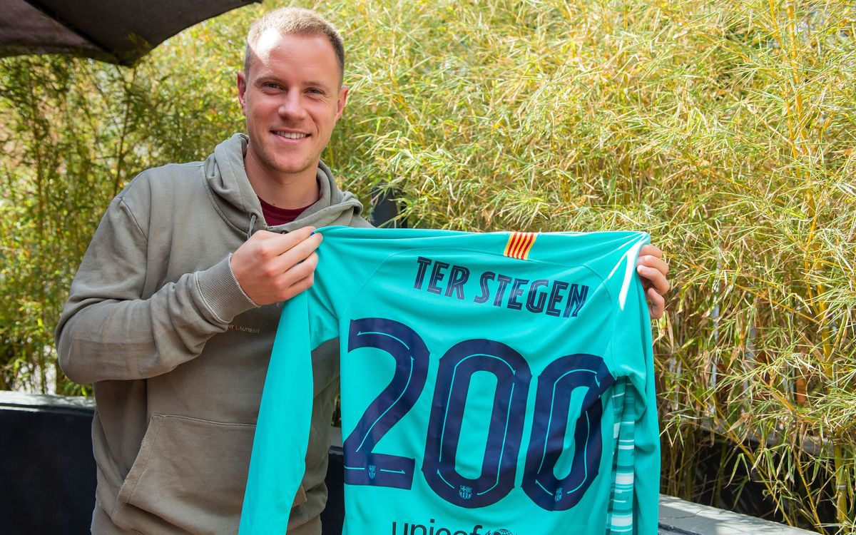INTERVIEW: Ter Stegen loving 'the time of my life'