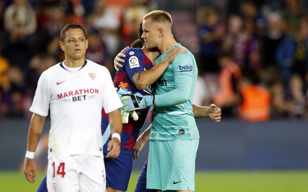 صور مباراة : برشلونة - إشبيلية 4-0 ( 06-10-2019 )  Mini_2019-10-06-BARCELONA-SEVILLA-109
