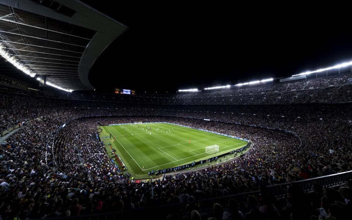 Fortress Camp Nou: A decade of impregnability