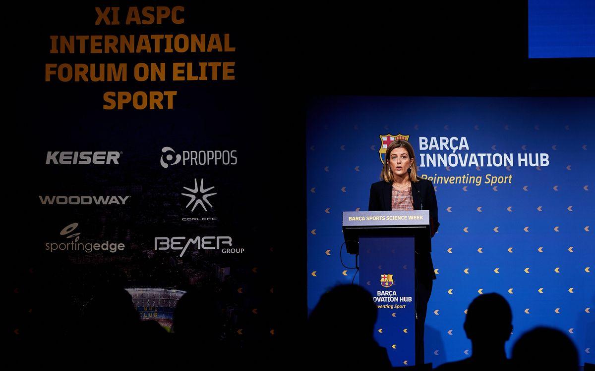 Los retos de futuro del deporte de alto rendimiento, a debate de la mano del BIHUB y el CAR de Sant Cugat