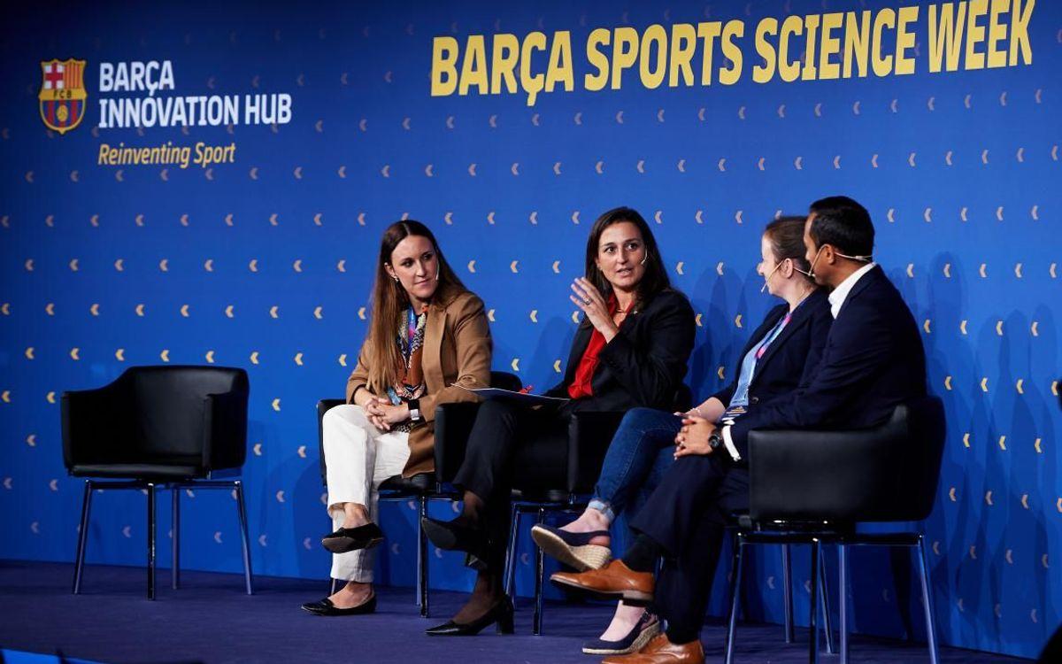 El Barça, protagonista en la segunda jornada del XI ASPC on Forum on Elite Sports