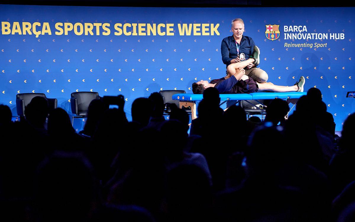El Barça promueve la aproximación transversal en las ciencias del deporte para mejorar el rendimiento de los deportistas