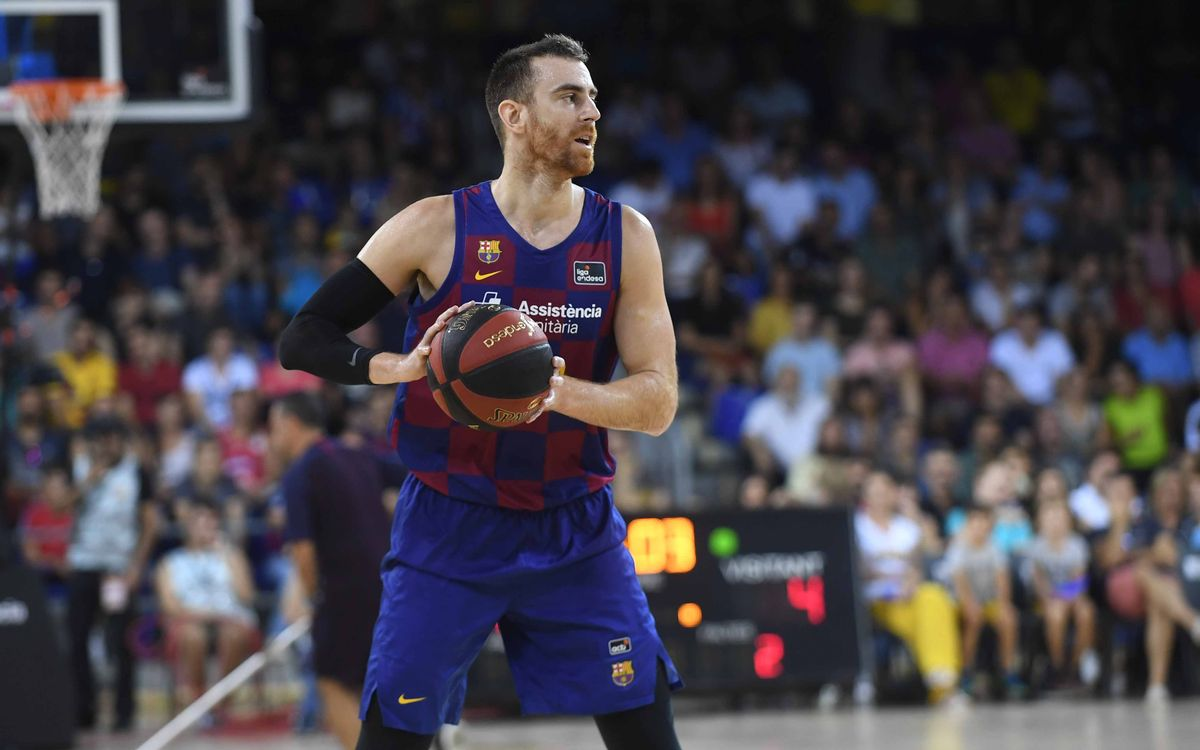 Victor Claver, 4 to 6 weeks out due to a plantar fascia rupture