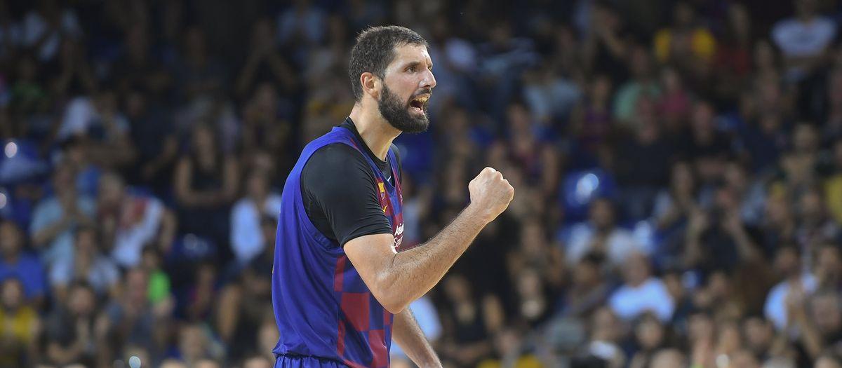 Barça 97-94 Valencia Basket: Mirotic shows the way