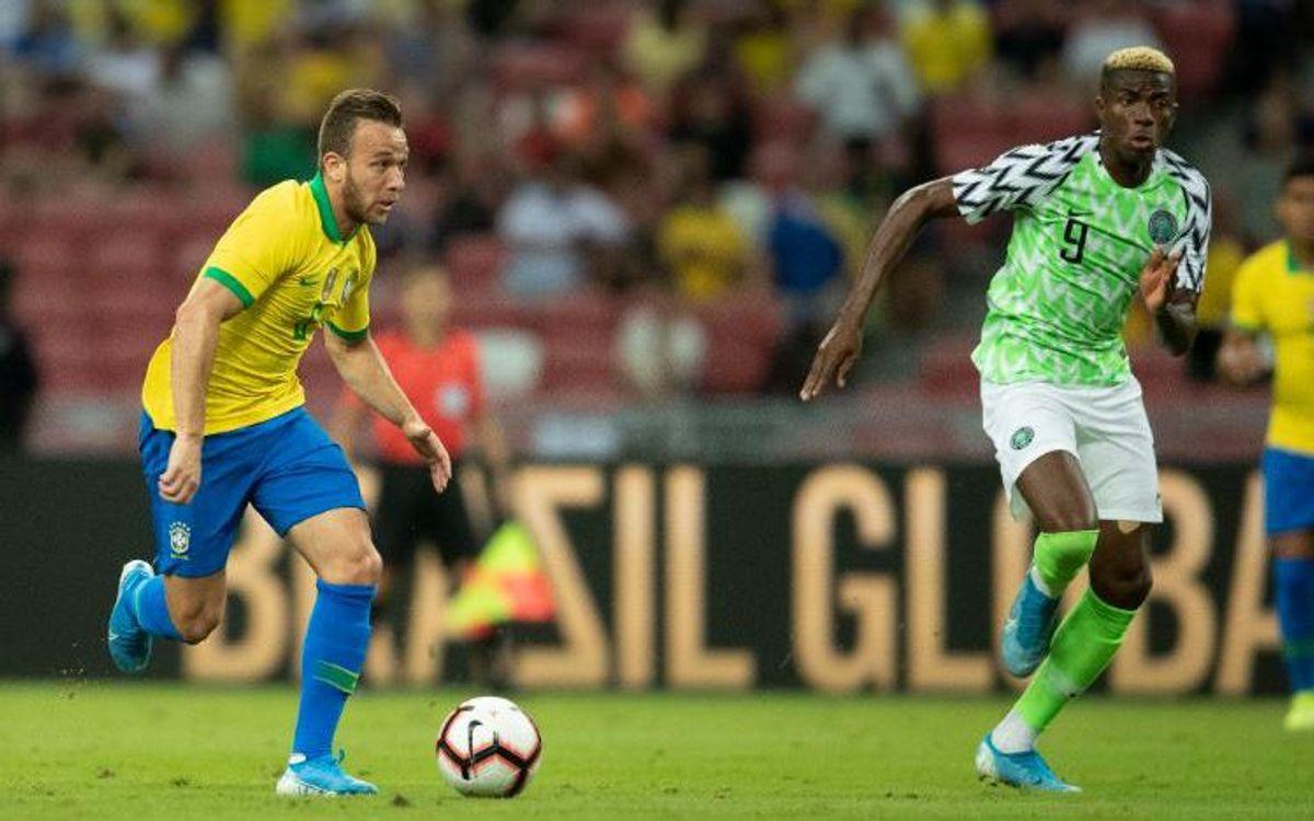Arthur vs Nigeria