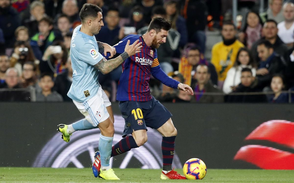 Barça-Celta kick-off time confirmed