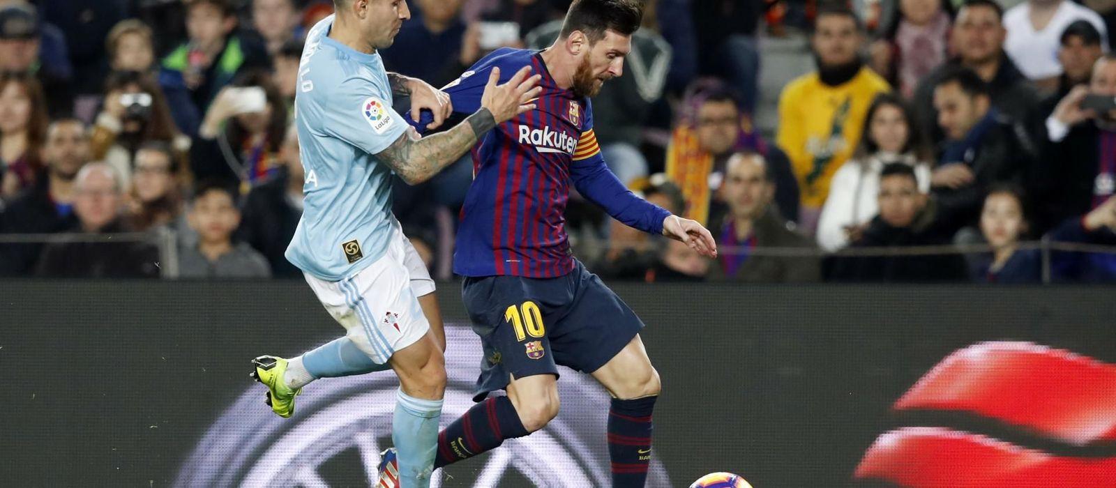 Barça-Celta kick-off time confirmed