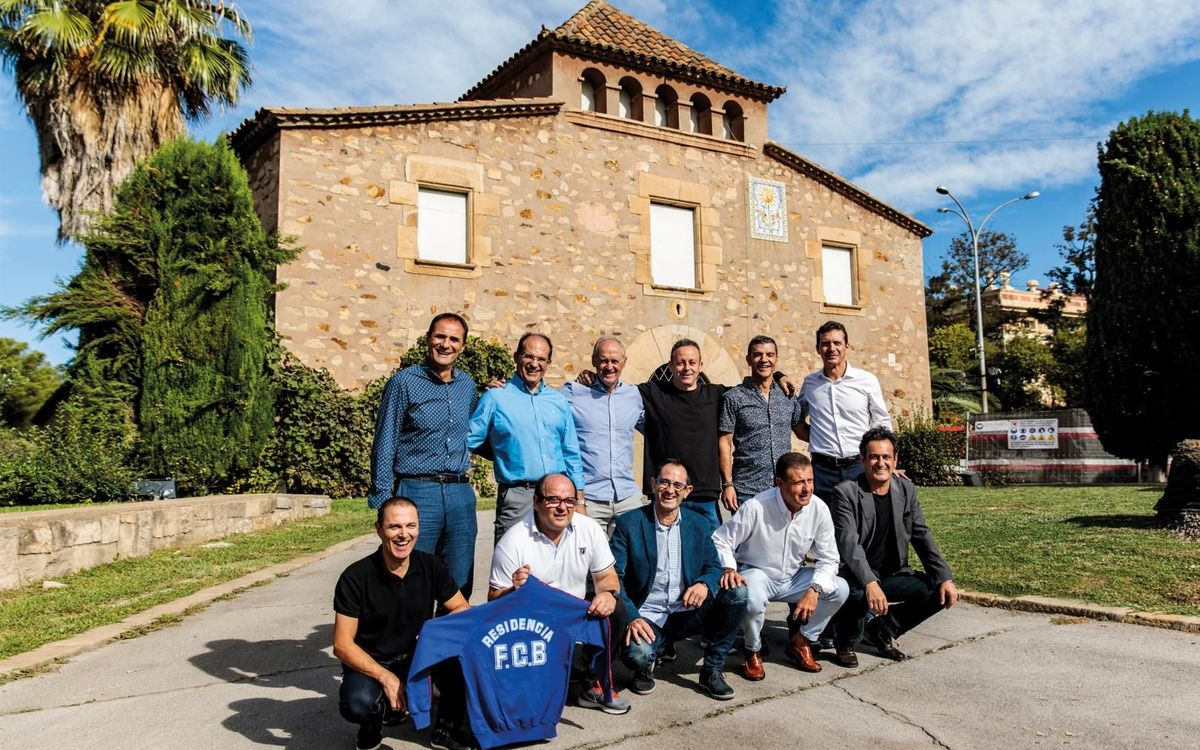 La Masia is 40 years old