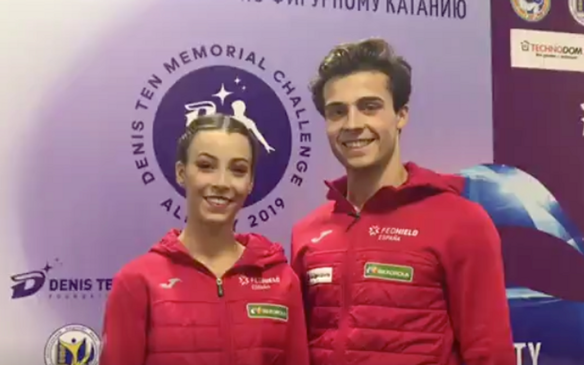 Ton Cónsul y Laura Barquero ya tienen la mínima para el mundial