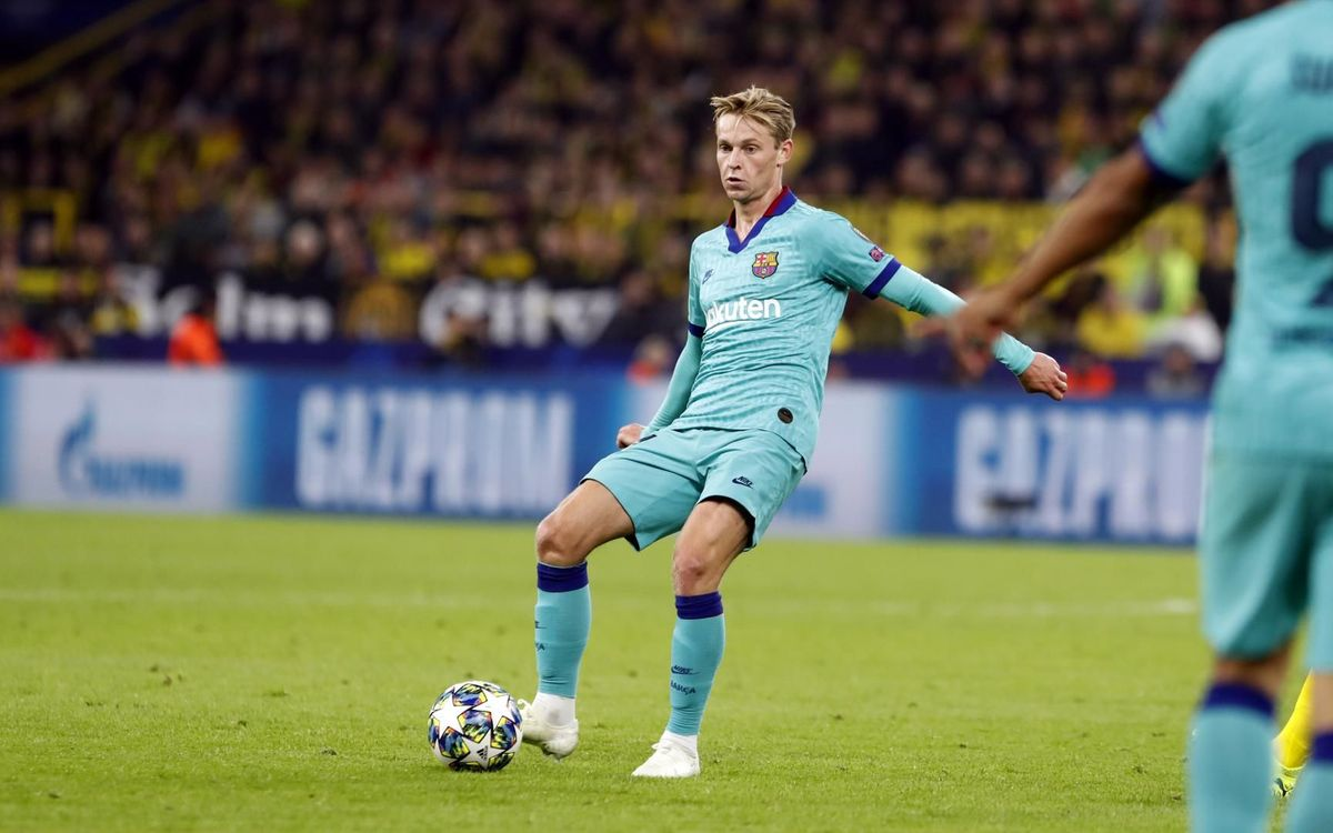 De Jong, del Ajax al Barça - Miguel Ruiz