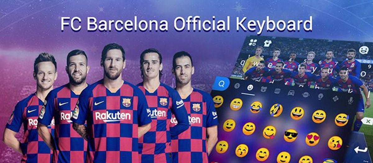 New 2020 Barca image
