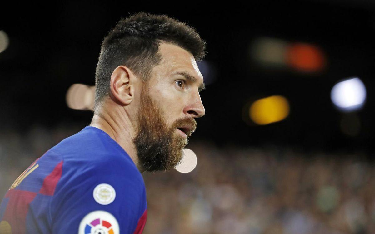 Els 10 propers reptes de Messi