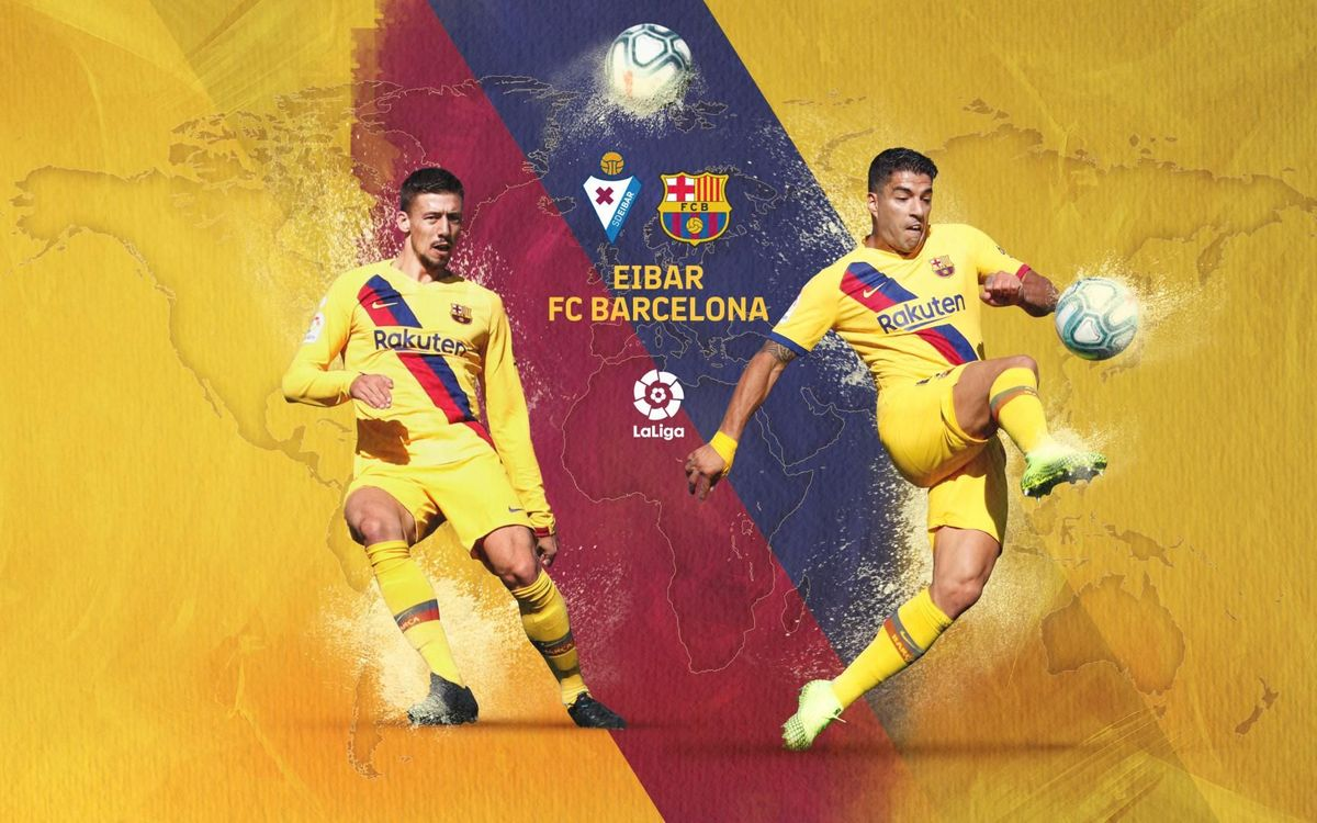 When and where to watch Eibar-Barça