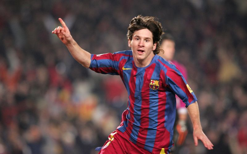 16 Years Today Since Leo Messi S Debut
