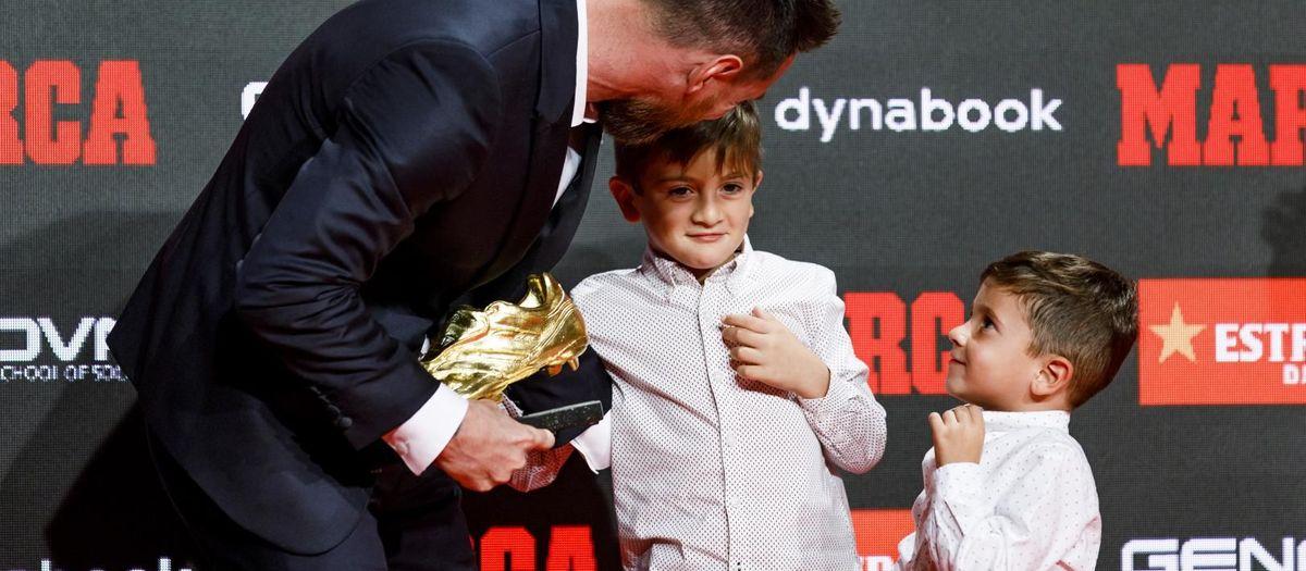 "Leo Messi: ""Tener tres hijos me hizo cambiar la perspectiva de la vida"""
