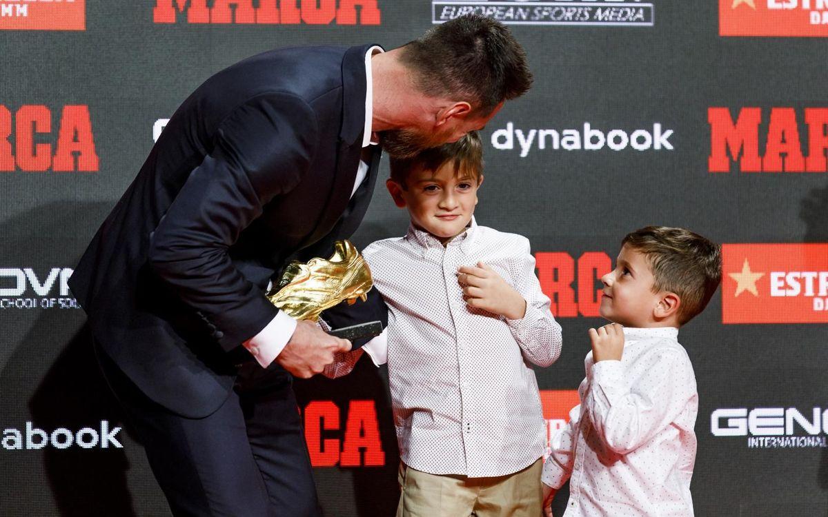 Leo Messi : 'Avoir des enfants a fait changer ma vision de la vie'
