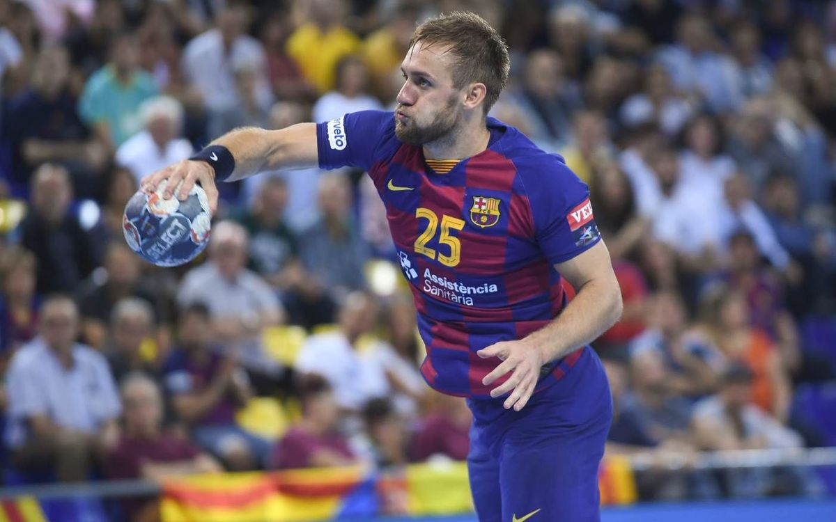 Barça – PSG: L'espectacle se cita al Palau