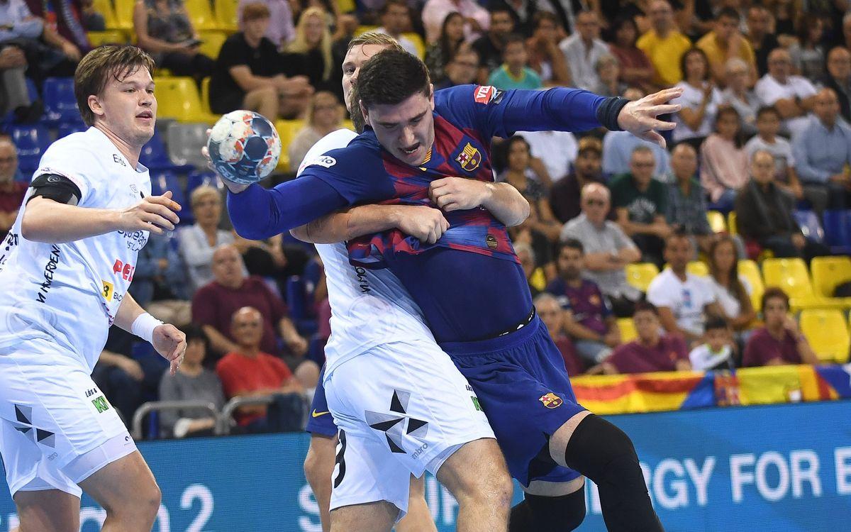 Barça Handbol – PSG Handball : Duel entre favoris au Palau