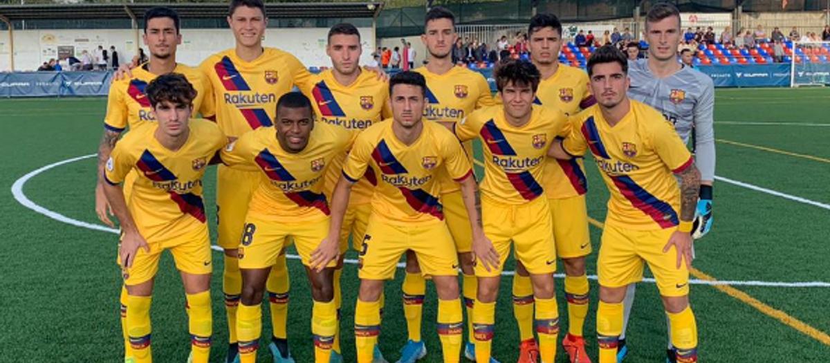 Llagostera-Barça B: Empat davant un robust Llagostera (1-1)