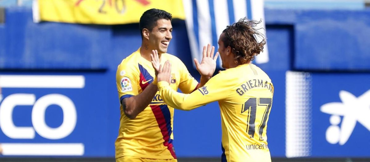 SD Eibar 0-3 Barça: Winning run continues