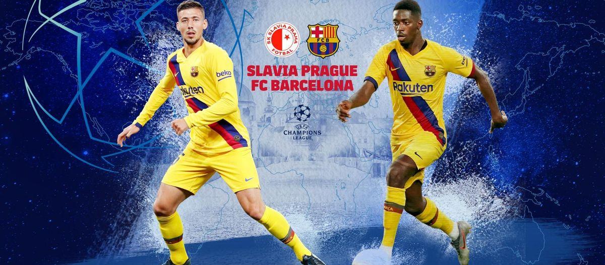 Quan i on veure l'Slavia - Barça