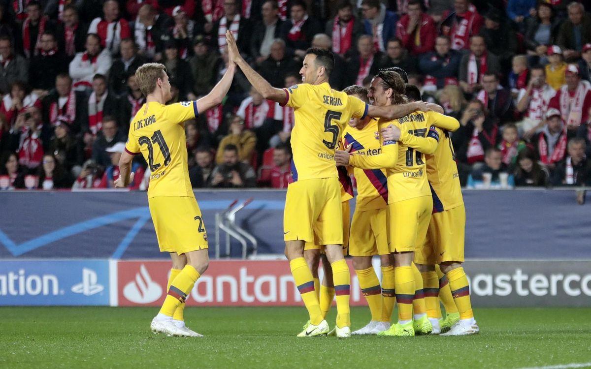 Leganés – Barça: El líder torna a escena