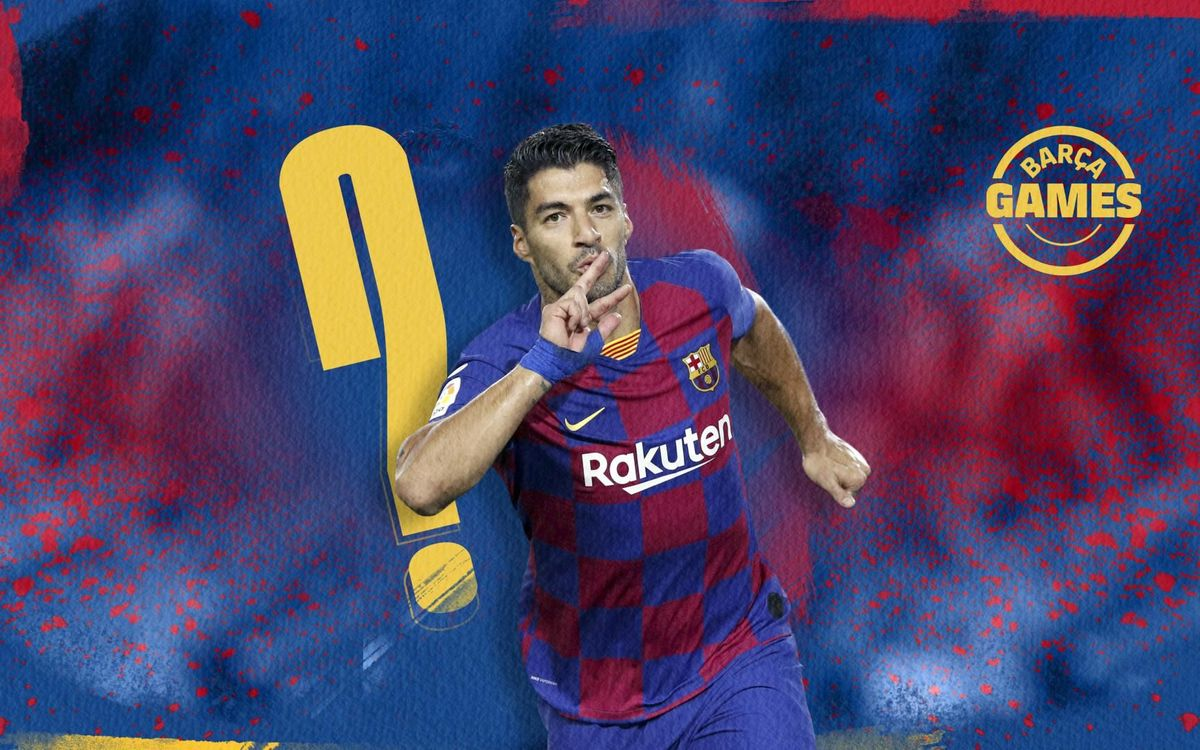How much do you know about Luis Suárez?