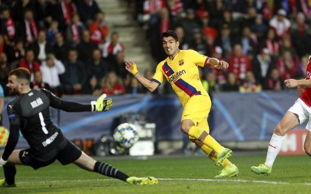 barcelona gegen slavia prag